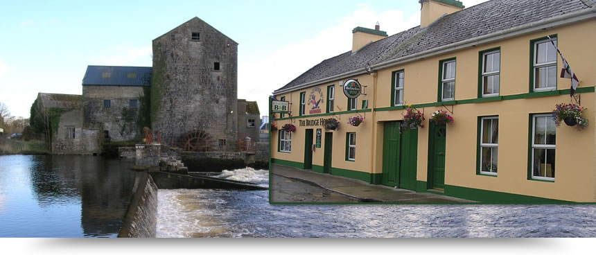 The Bridge House Bar Lounge and B&B - B&B Roscommon, B&B Athleague, Bar Roscommon, Bar Athleague,  Guest House Roscommon, Guest House Athleague, Fishing Roscommon, Fishing Athleague, Room to hire Roscommon, room to hire Athleague, bed and breakfast Roscommon, bed and breakfast Athleague